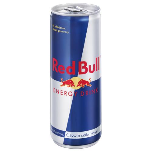 Napój energetyczny Red Bull, 250 ml