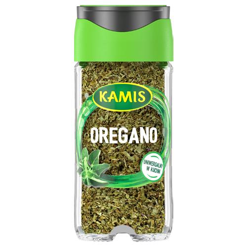 Słoiczki Kamis oregano, 10-55 g