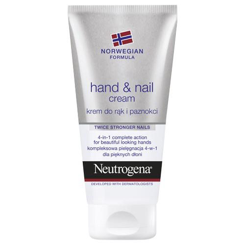 Krem do rąk i paznokci Neutrogena, 75 ml