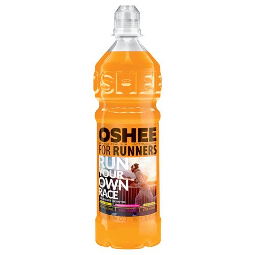 Napój niegazowany Isotonic Oshee, 750 ml: orange