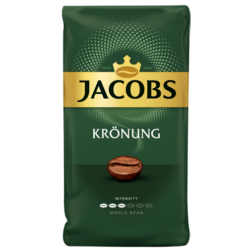 Kawa ziarnista Jacobs, 1 kg: kronung